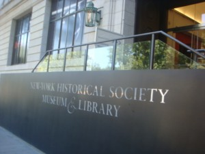 NewYorkHistoricalSocietyentrance