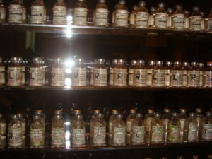 Vials of insulin